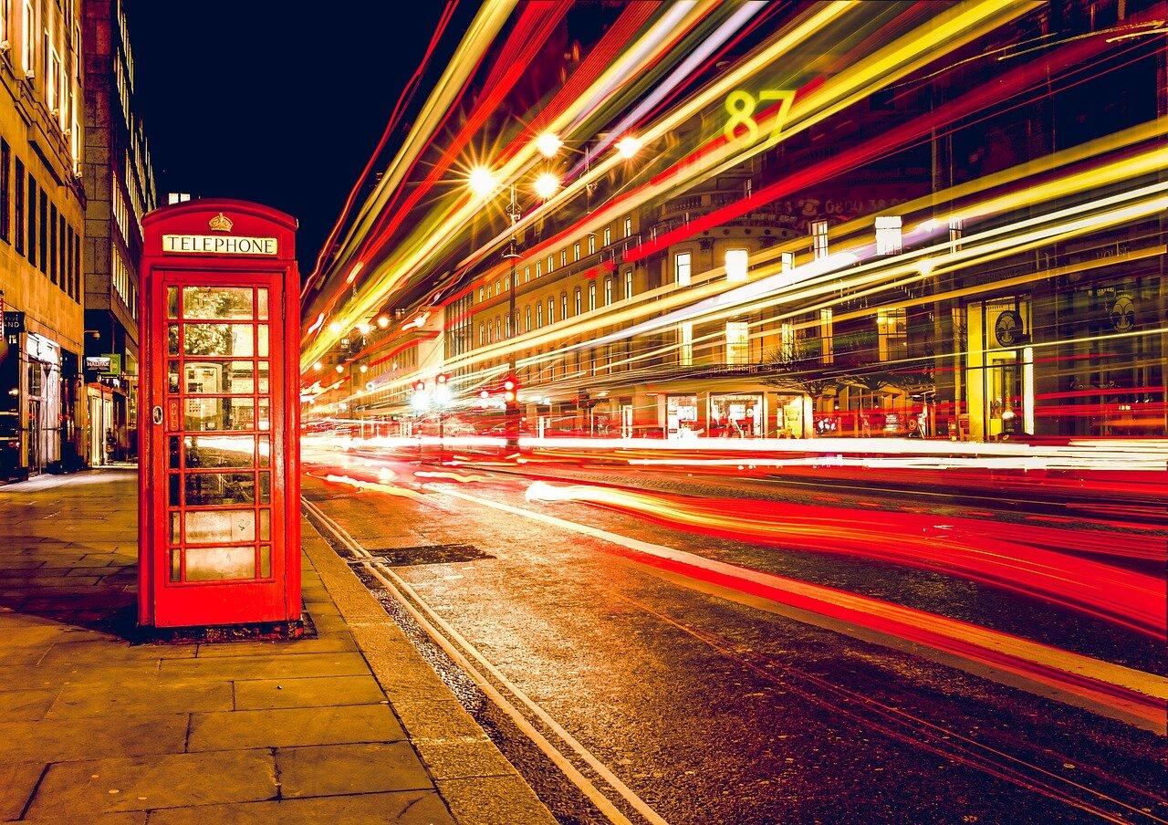Londyn czyli miasto niekończących się atrakcji