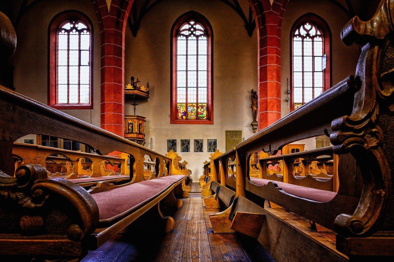 Koronawirus a kościoły