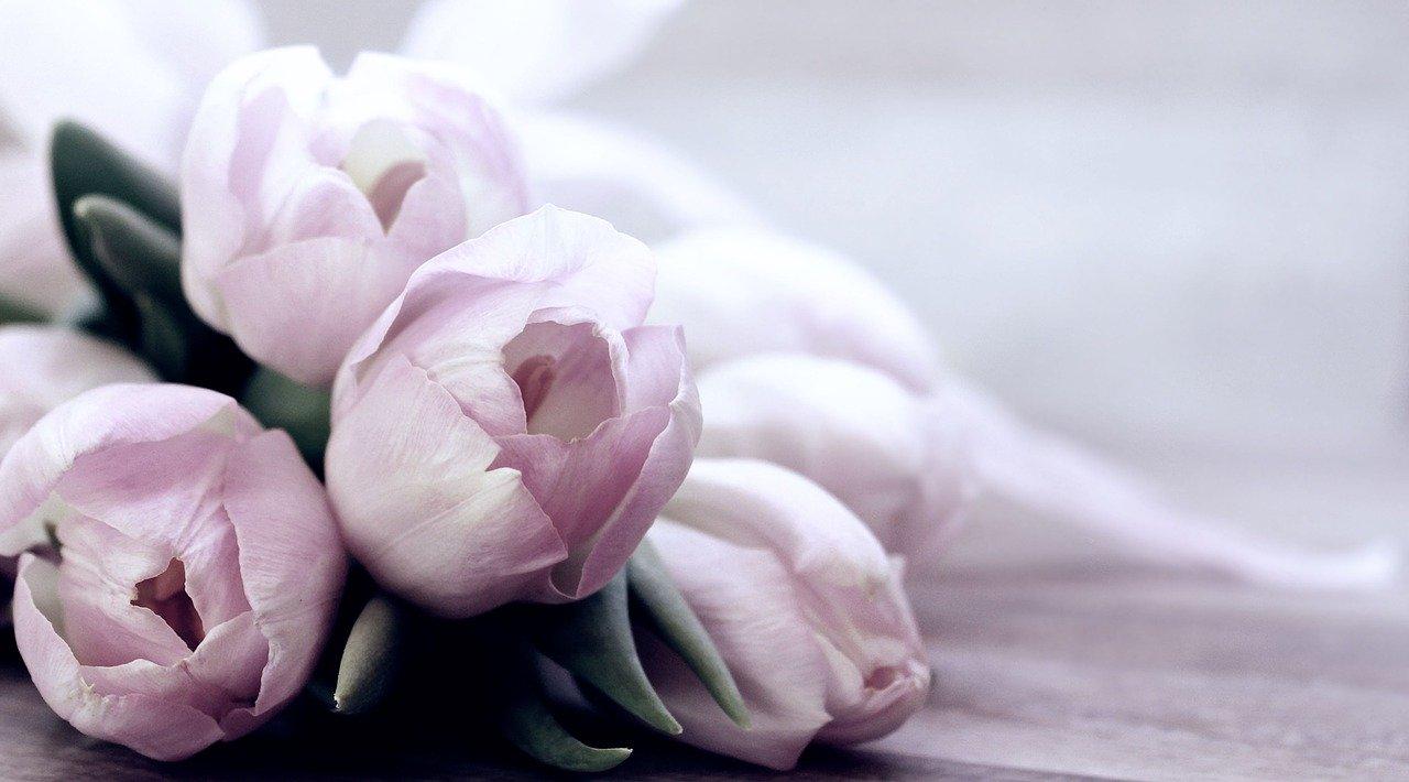 Sztuczne kwiaty.